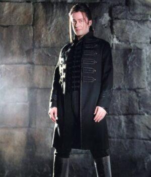 Van Helsing Dracula Black Halloween Costume Coat