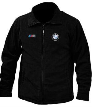 BMW M-Power Black Fleece Jacket