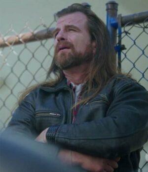 Scott McNeil Riverdale Tall Boy Leather Black Jacket